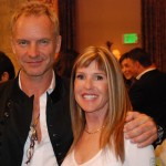 Sting and Ginny