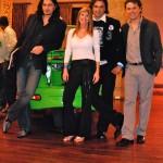 Vlad, Ginny, Juan Carlos, Estabon